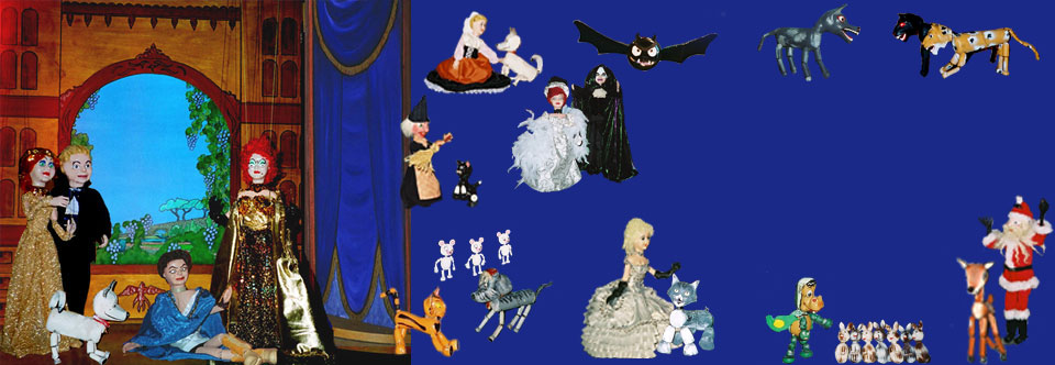Elwoodettes Marionettes