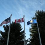 M0NTANA FLAGS