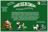 Guard Dog in Concert