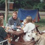 PICNIC AT CAMP