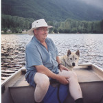 Boat dog again.